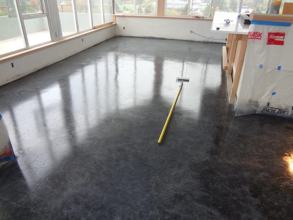 Custom Concrete Floors Are The Future