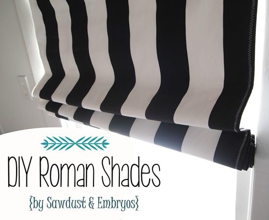 DIY-Roman-Shades