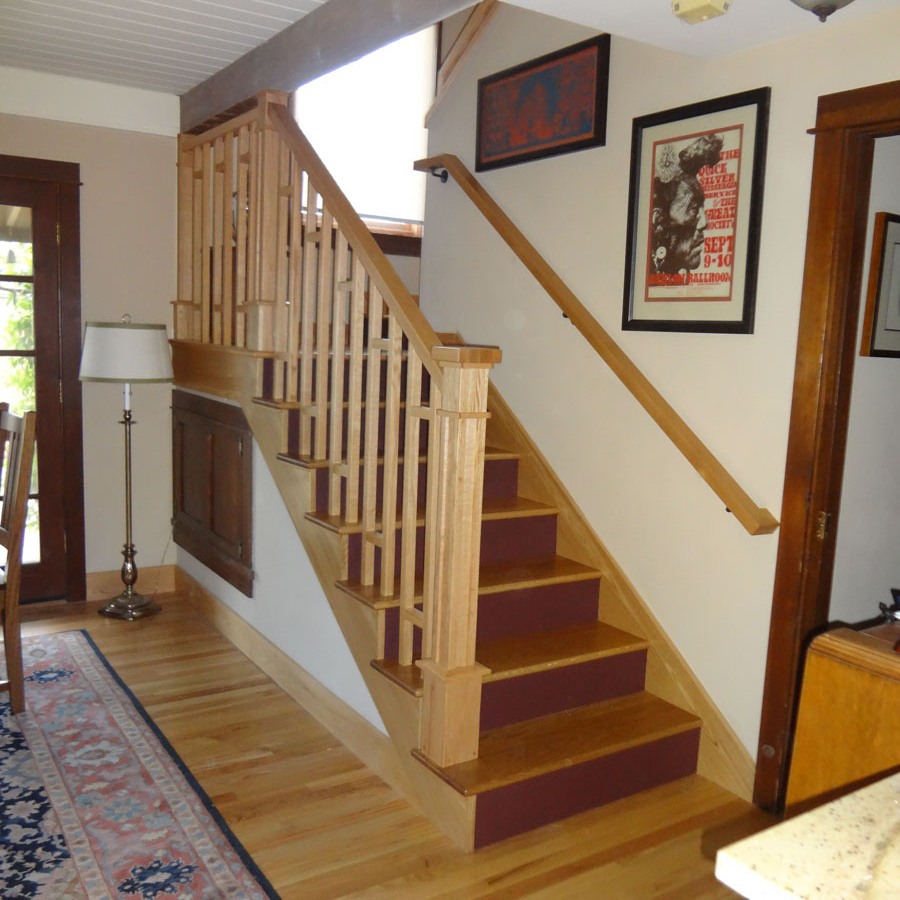 Stairwell Remodel