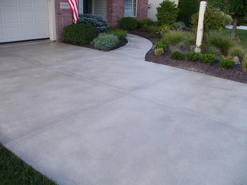 Exterior Concrete Care And Maintenance